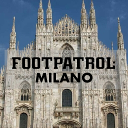 FOOTPATROL SCEGLIE MILANO